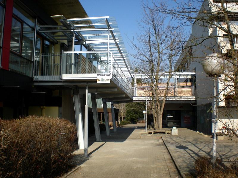 Remstalgymnasium, Umbau